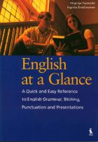 English at a Glance. A Quick and Easy Reference to English Grammar