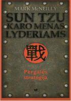 Sun Tzu Karo menas lyderiams