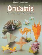 Origamis. Popieriaus lankstiniai dideliems ir mažiems