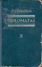 Diplomatas (II dalis)