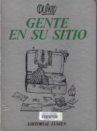 Gente en su sitio / People in Their Place Humor-Comic Spanish